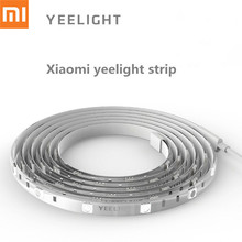 Xiaomi Yeelight Smart LED RGB Intelligent Lights Wifi Mi App Remote Control Colorful 60 Led DIY Strip Lamp For Smarts Home Use xiaomi ceiling light yeelight led bluetooth wifi remote control fast installation for xiaom mi home app smart home kit