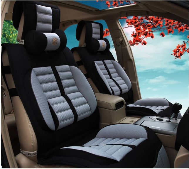 Good Covers Special Car Seat For Ford Ecosport 2013 Comfortable Breathable 2015Free Shipping In Automobiles
