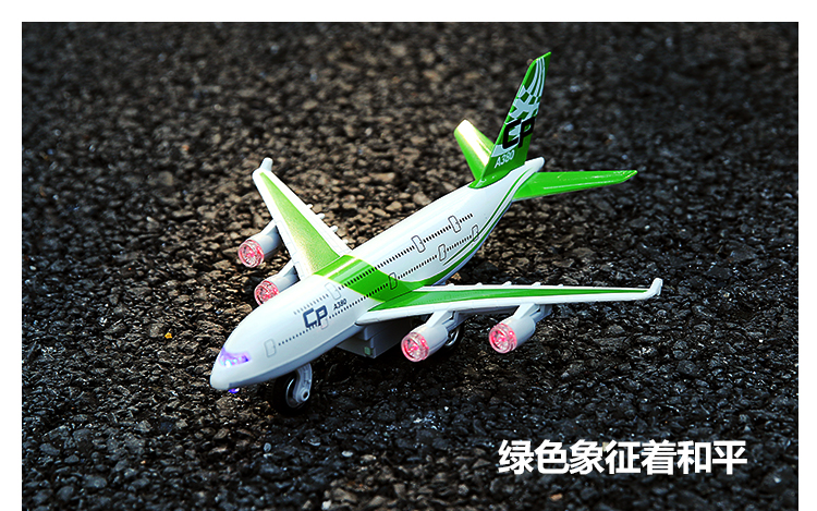 Children Airplane Model Gifts Fighter Soldier Aircraft Toys for Boy Birthday Christmas Astronaut Collection Airplane Model