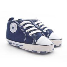 Infant Toddler Canvas Shoes 0-18M