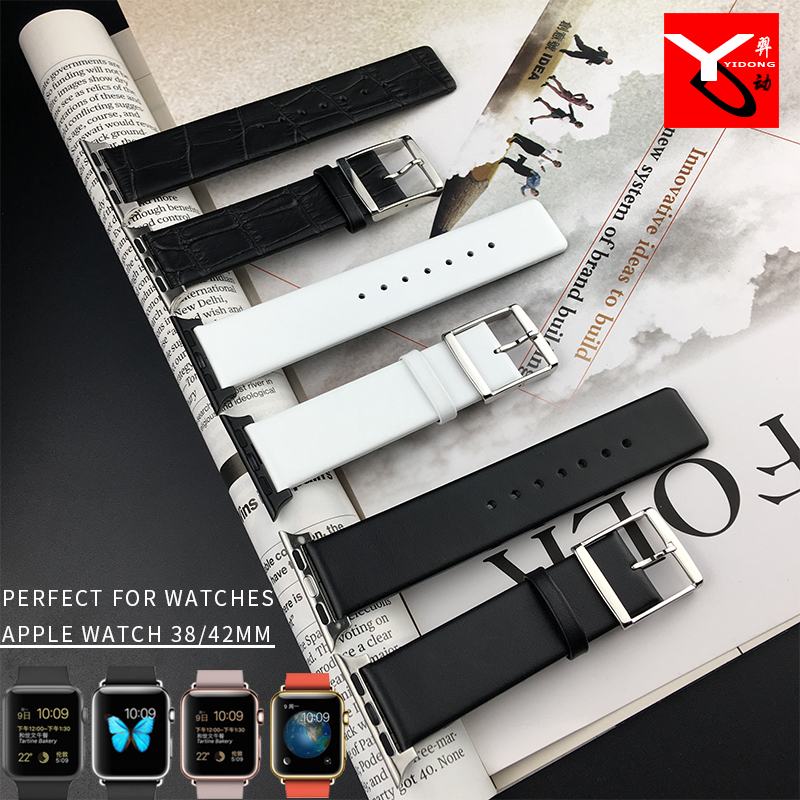 Natural Silicone Rubber Watch Strap High Quality New Style Belt Apple Watch Band 38mm 42mm Suitable for iWatch Bracelet eye pendent bracelet watch suitable for women