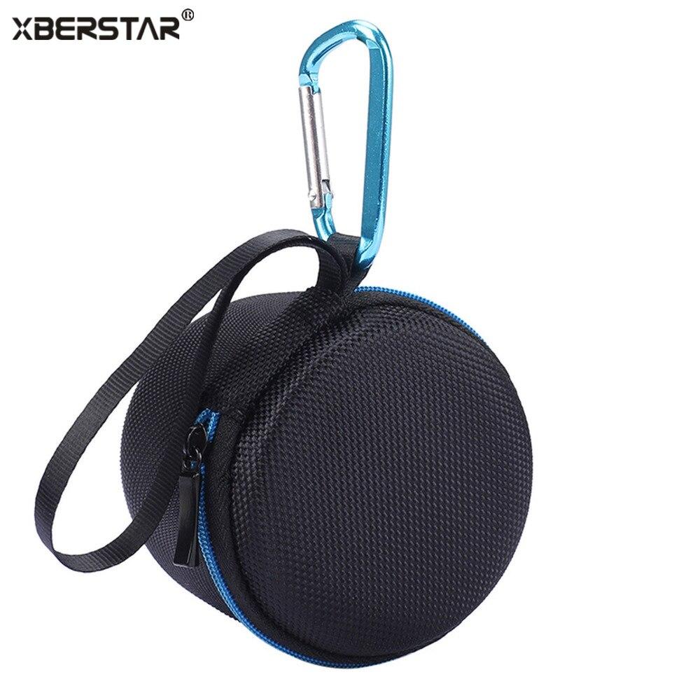 Viaggi Trasporta la Cassa portatile per Anker SoundCore Mini Super-Portatile Speaker Bluetooth Maniglia Supporto del Sacchetto duro EVA Astuccio Con Cerniera nuovo