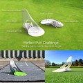 Golf Putter Trainer Indoor Und Outdoor Golf Putting Praxis