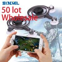 50 set China Hot Game joystick Smartphone Mini Joysticks Touchscreen Voor Telefoon tablet Arcade Moba Games handel prijs groothandel