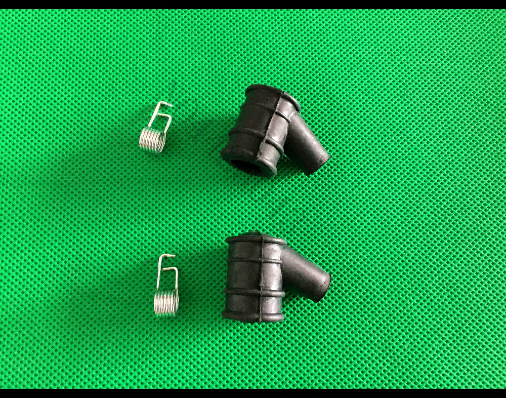 2sets Spark Plug Cap Boot Cover For Stihl Huqvarna Echo Mcculloch Strimmer Chainsaw