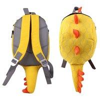 2018 Hot Sale Children Backpack aminals Kindergarten School bags for 1-4 years Dinosaur Anti lost backpack for kids Kids & Baby Bags