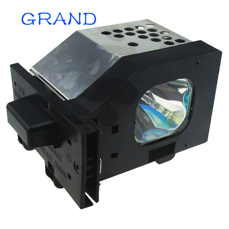 TY-LA1000 Compatible Projector Lamp For PT-43LC14 / PT-43LCX64 / PT-44LCX65 / PT-50LC13 / PT-50LC14, PT-50LCX63 With Housing