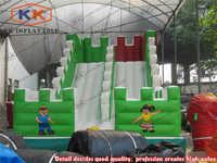 Cheap Slide Game Jumping Slide Inflatable Jump Slide