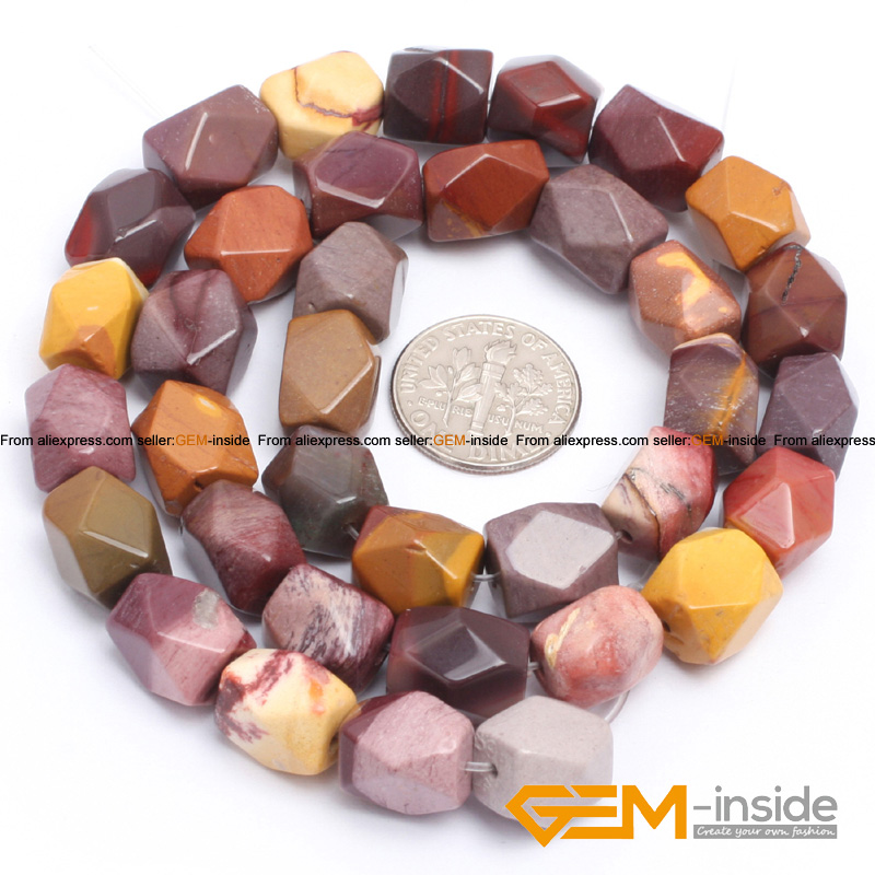 9x11mm cubic faced mookaite jaspe r beads natural stone beads DIY loose beads for jewelry making strand 15 inches DIY !