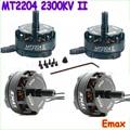 4set Emax MT2204 II 2300KV Cooling Brushless Motor 2-4S for Mini Quadcopter QAV250 QAV250 TL250H TL280CWholesale