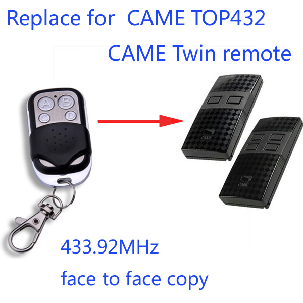 High Quality 433mhz Universal Came Top432 Remote And Came