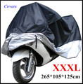 Big Size Motorcycle Cover XXXl Waterproof Outdoor Uv Protector Bike Rain Dustproof, Covers for Motorcycle, Motor Cover Scooter G