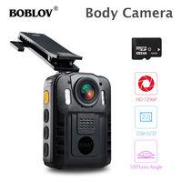 BOBLOV WN9 2 0 LCD HD 1296P Video Mini Camera Novatek 96650 64GB Night Vision Worn