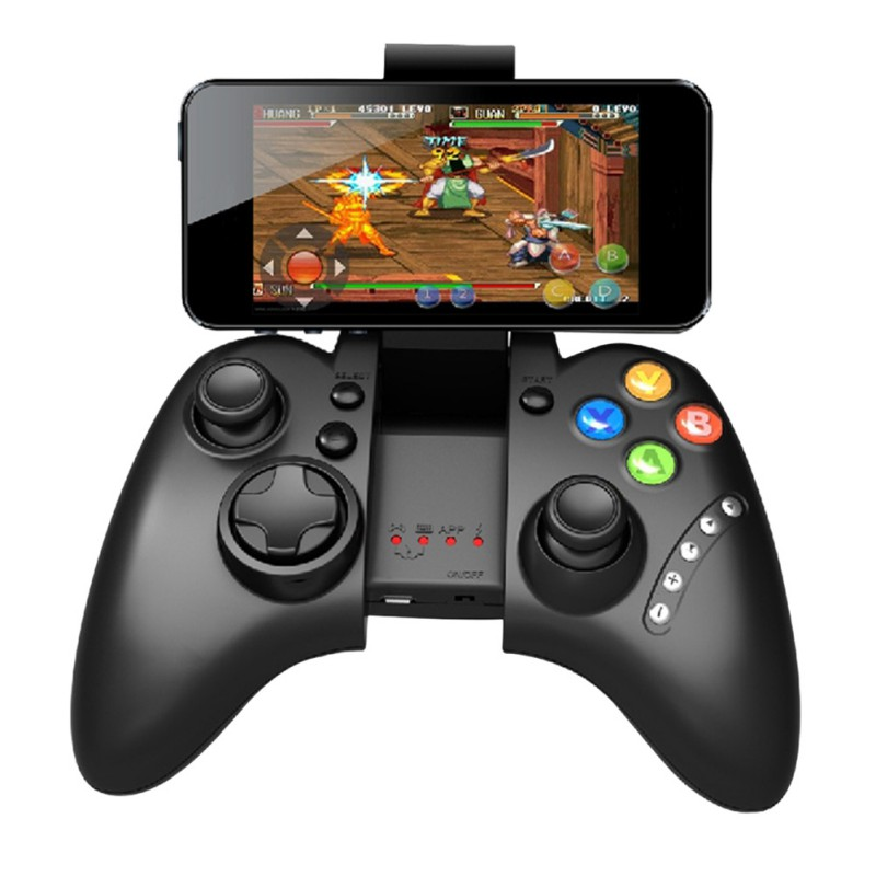 Joystick Bluetooth Game Gamepad IPEGA PG-9021 Gaming Controller For Android / iOS MTK phone Tablet PC TV Box Joystick Wireless image