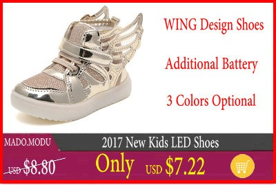 KT Chats Enfant Lumineux Sneakers 2018 avec lumière 3