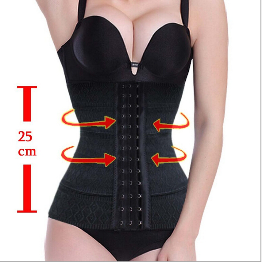 free shipping Women Waist Cincher Corset  Lose Weight Waist Trimmer Belt Postpartum Belt Tummy Tuck Belt slimming belt