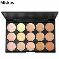 Professional Concealer Palette Makeup Cream 15 Color Contour Pallete Face Concealer Kit Foundation Base Maquiagem Palet