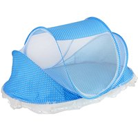 Portable Baby Crib Mosquito Net Tent Multi Function Cradle Bed Infant Foldable Mosquito Netting With Pad for Girls Bed