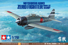 Assembly Aircraft Model 1:72 Zero Type Fighter Ship Type 32 60784