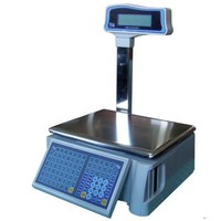 DA HUA TM H 30KG Cheap Electronic Supermarket Barcode Printing Scale TM H Series Price Label