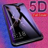 Verre 5D pour Xiao mi rouge mi Note 7 8 Pro 4x verre protecteur d'écran pour Xiao mi rouge mi Note 7 8 8a mi 9 Lite 9t A3 CC9 verre trempé