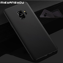 Matte Candy Case For Samsung Galaxy J3 J5 Pro J7 J2 Core A8 Plus Star S6 Edge Pure Color Soft Silicon Capa On Note 9 8 TPU Cover