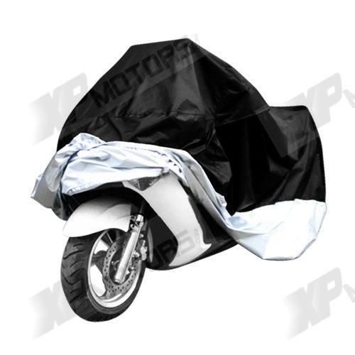Universal Waterproof Motorcycle Cover For Yamaha Virago 535 XV535 XV750 XV1100