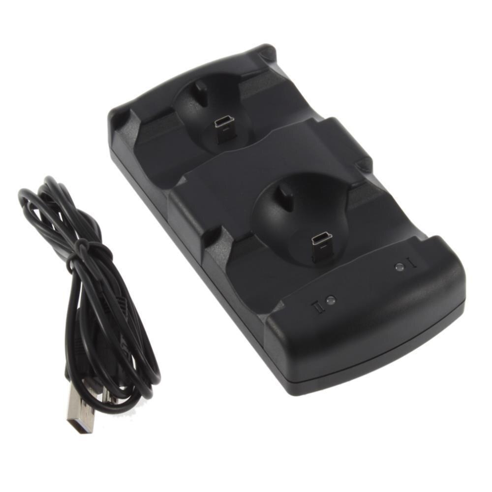 2 In 1 Dual Lade Dock Ladegerät Für Sony Playstation3 Wireless Controller Für Ps3 Controller Hot Weltweit