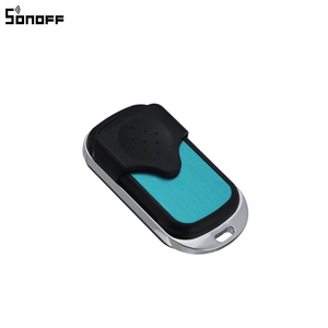 Image 3 - Sonoff 433MHz 4 Channel RF Remote Controller ABCD 4 Buttons for Sonoff RF Slampher 4CH Pro R2 T1 Electric Remote Key Fob Control