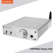 TOPPING Vertex VX3  Real 2 x 35W stereo circuit Bluetooth 4.0 Hi-Fi wireless Digital Amplifier high-quality audio transmission