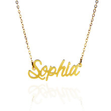 0b88af03a9f03 Buy letter name necklace and get free shipping on AliExpress.com