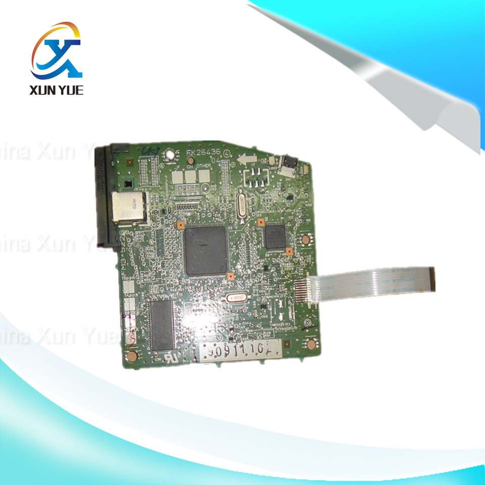 GZLSPART For Canon LBP-3018 LBP3050 Original Used Formatter Board Parts On Sale small motherboard computer cases server 1 rtl8111dl onboard nic gigabit lan wake on lan or wifi network