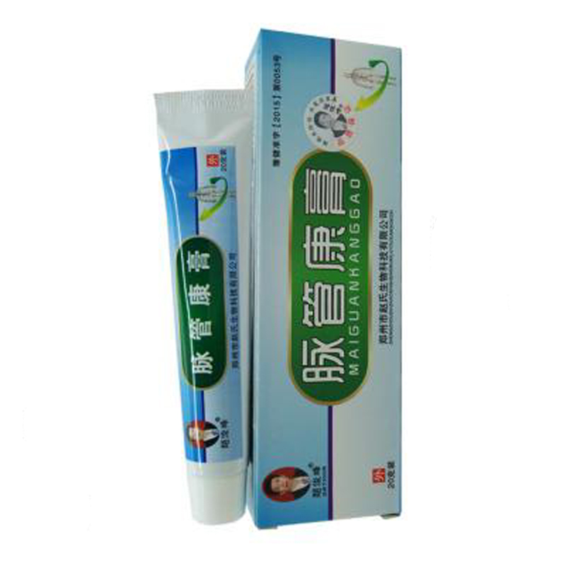 2018 Varicose Veins Ointment Vasculitis Treatment Phlebitis Angiitis Inflammation Blood Vessel Rotten Legs Varicose Veins Cream