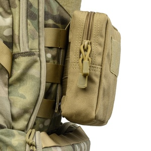 Image 2 - 2019 New 1000D Outdoor Military Tactical Waist Bag Multifunctional EDC Molle Tool Zipper Waist Pack Accessory Durable Belt Pouch