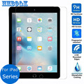 Safety Package Tempered Glass Screen Protector For iPad Series 2 3 4 5 6 mini 1 2 3 Retina Safety Protective Film For iPad Air2