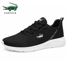 CARTELO 2019 New Mesh Couple Casual Shoes Men Women Comfortable Men Sh