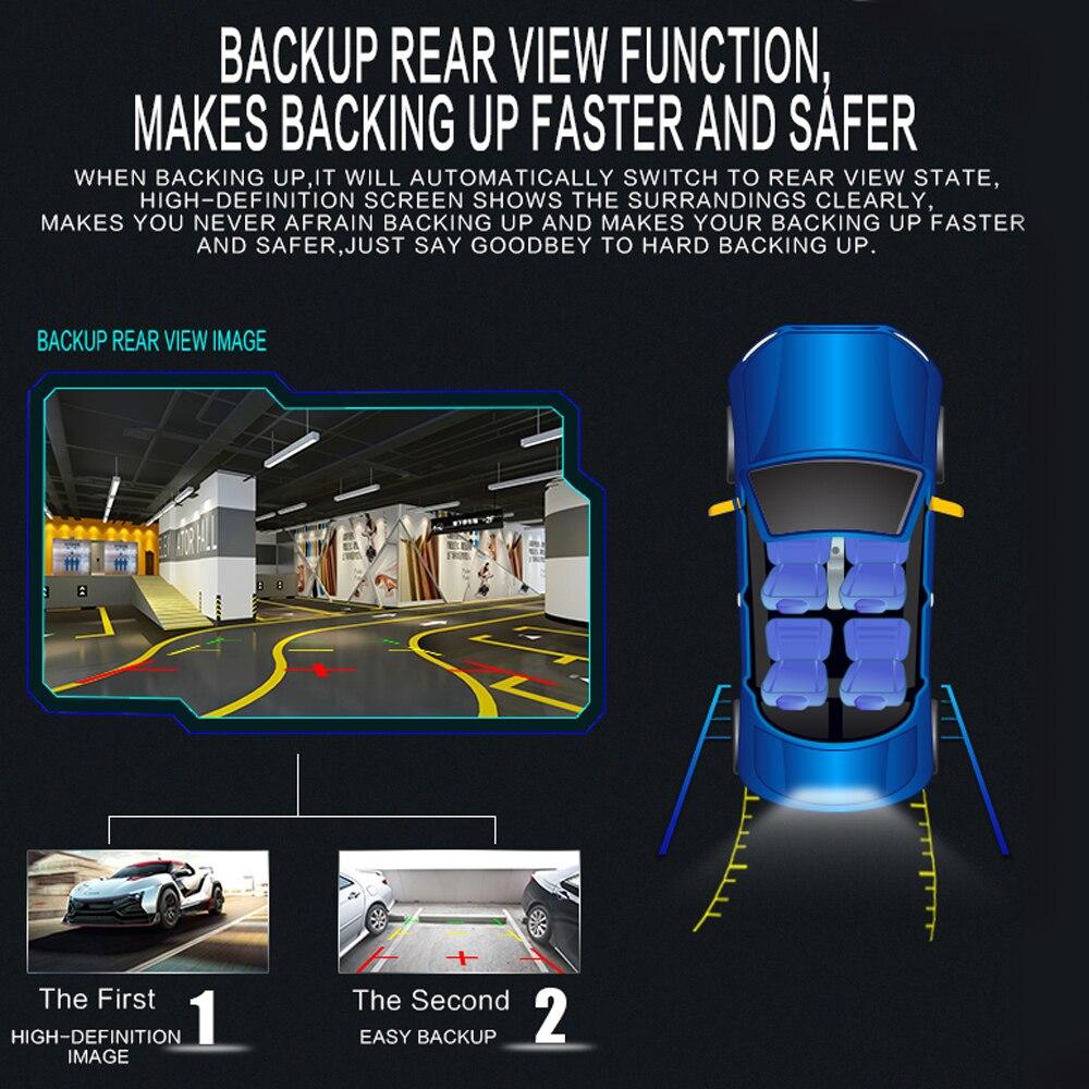 Podofo 2 Din coche Radio Bluetooth 2din coche Multimedia Player 7