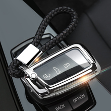 цена на TPU Car Key Fob Bag Cover Case For Volkswagen for VW PASSAT B8 Skoda Superb III for Smart Car Key