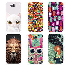 Phone Cases for coque funda LG L90 D405 D410 D415 Cases soft silicone Back Cover Phone Cases for LG L90 D415 Cover(China)