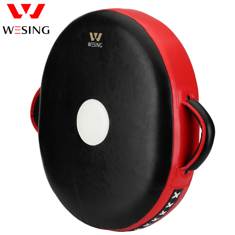 Wesing Taekwondo Punch Shield Target Boxing Target Muay Thai Kick Pads Training Protect Body Equipment цена 2017
