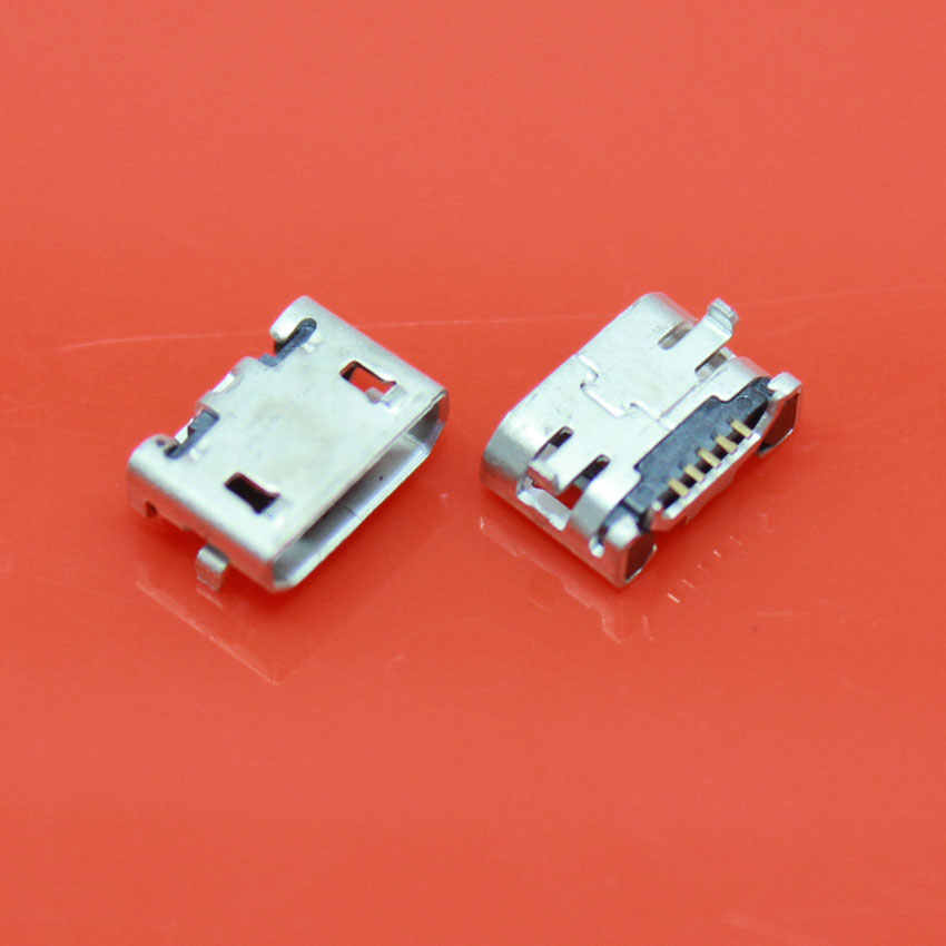 Cltgxdd N-310 1 PCS Jenis SMT 5Pin Micro USB Konektor Jack Perempuan untuk ponsel Ekor Pengisian socket PCB Papan