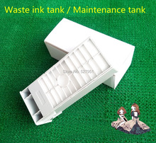 gift resetter! replacement maintenance tank for epson 7890/9890/7900/9900/11880 maintenance tank chip resetter for epson stylus pro 7890 9890 7900 9900 printer waste tank chip resetter