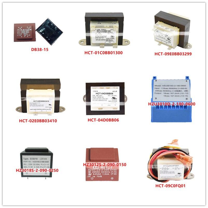 DB38-15|HCT-01C0BB01300/09E0BB03299/02E0BB03410/04D0BB06|HZU3010D-2-180-0600|HZ3018S-2-090-0250|HZ3012S-2-090-0150|HCT-09C0FQ01