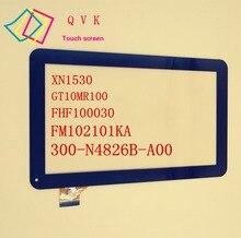 1 UNIDS YCF0464-A GT10MR100 XN1530 WJ608-V1.0 701-10059-02 FM102101KA PB101A2595 300-N4826B-A00 FHF100030 pantalla táctil con pegamento