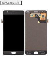 For Oneplus 3T A3010 A3003 A3000 LCD Display Digitizer Assmebly Replacement AAA Grade LCD Screen For