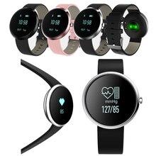 H09 Bluetooth Умный Браслет Монитор Сердечного ритма Артериального Давления Фитнес-Трекер Браслет Шагомер Браслет Часы Для iOS Android
