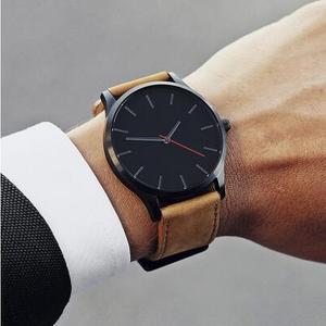 men's watch 2019 Unisex Fashion Leather