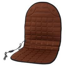 12V araba ısıtmalı koltuk pedi ısıtma koltuk minderi sırt desteği isıtıcı isıtıcı kış ev elektrikli kapak pedleri