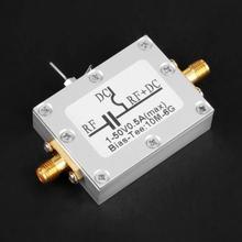 Коаксиальный радиочастотный косой тройник 10 МГц-6 ГГц косой тройник 10 МГц-6 ГГц широкополосный радиочастотный СВЧ коаксиальный косой Тройник
