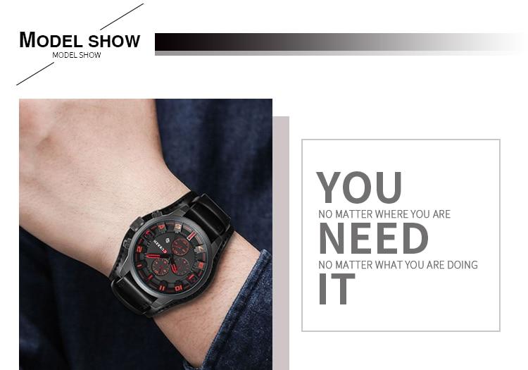 HTB1RnFemFkoBKNjSZFkq6z4tFXa0 CURREN Top Brand Luxury Mens Watches Male Clocks Date Sport Military Clock Leather Strap Quartz Business Men Watch Gift 8225